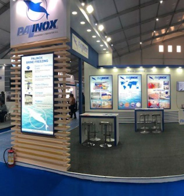 India International Seafood Show 2020